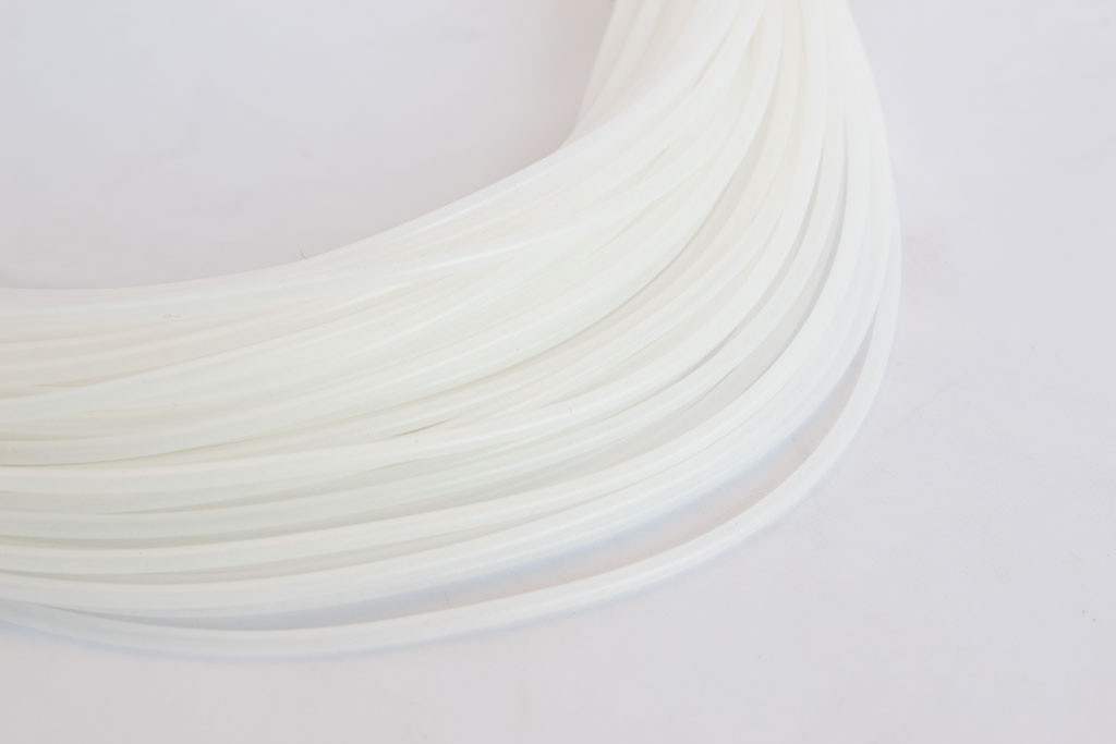 Silicone Rubber Tubing Clear