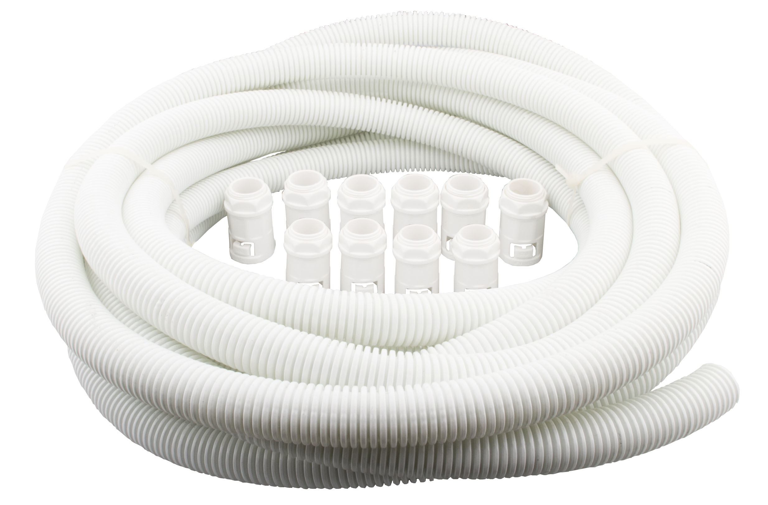 Budget Flexible Conduit Contractor Pack Size 25mm White