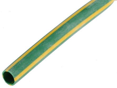 DSG DERAY-IGY (CPX201) Heat Shrink Tubing - 76.2mm / 38.1mm Green/Yellow