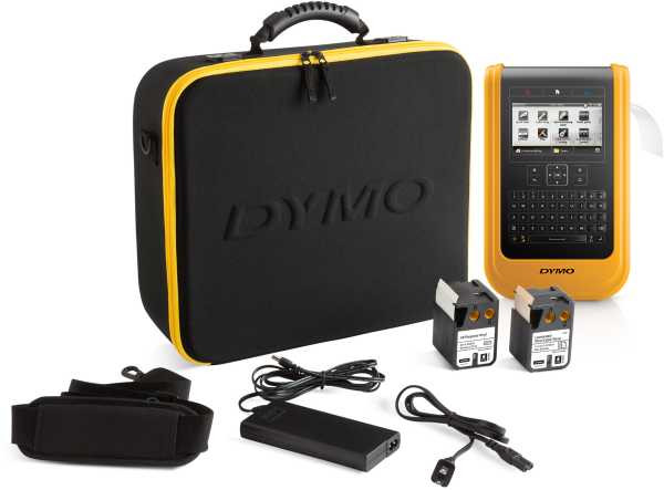 DYMO XTL 500 Labelling Kit