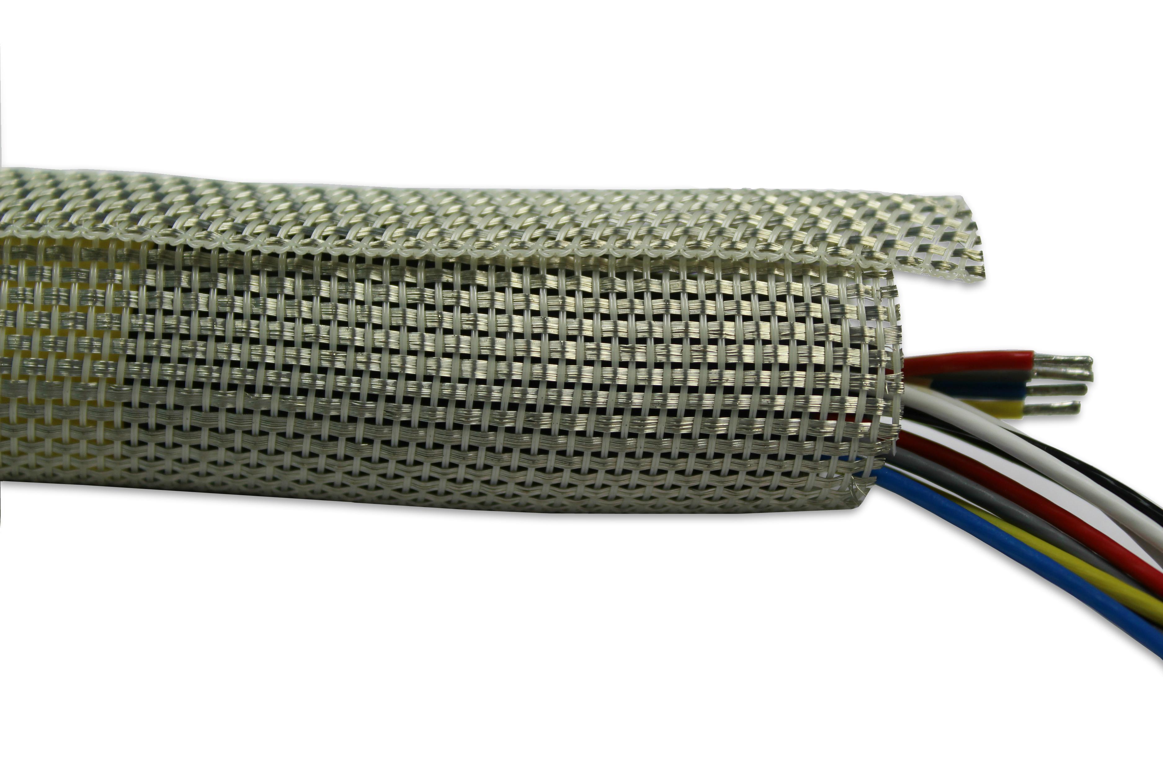 EMI Self-Closing Shielding Wrap size 8mm