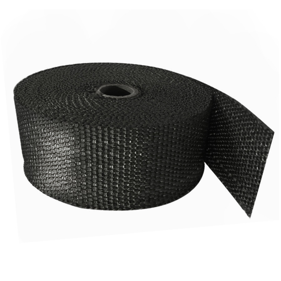 Glass Fibre Exhaust Heat Wrap Pyrowrap HILEXH - 50mm x 3mm