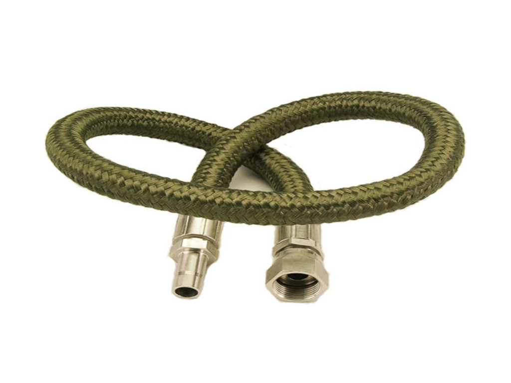 Flame Resistant Braided Hose