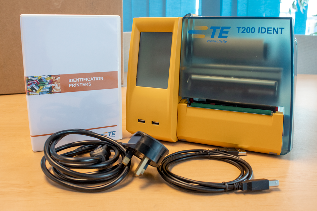 TE Connectivity T200 Printer