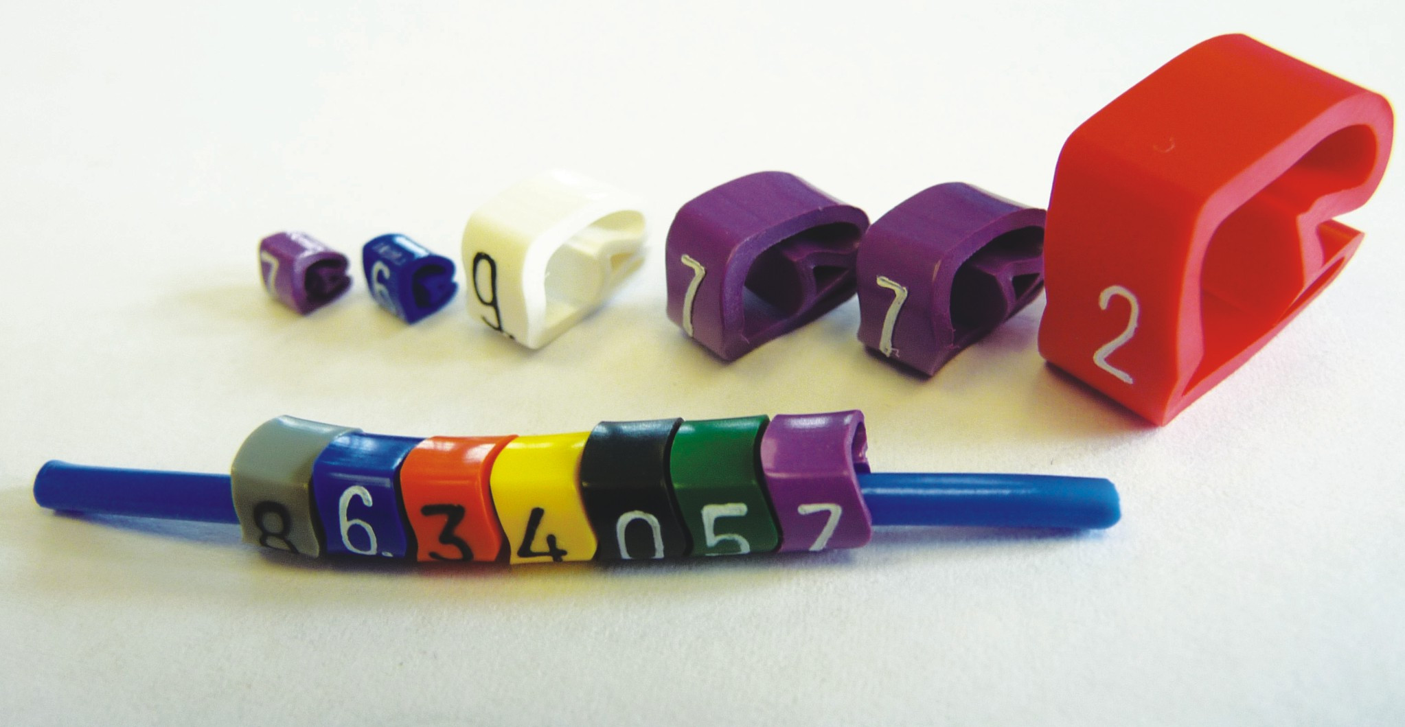 G-Type Cable Markers