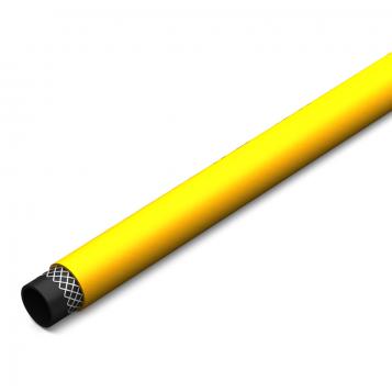 Yellow Reinforced Garden Hose