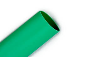 Heat Shrink Tubing HSP1 - 1.6mm I.D / 0.8mm I.D Green