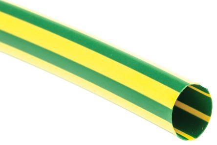 HSP3 Size 6.0mm I.D / 2.0mm I.D Green/Yellow