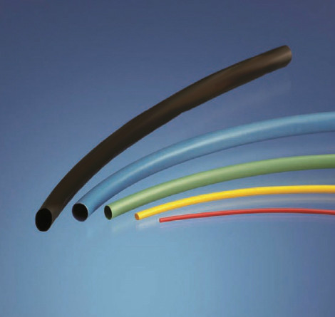 Raychem LSTT Colours Low Shrink Tubing