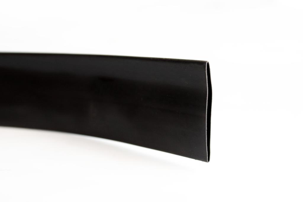 BLACK PVC Heat Shrink Tubing