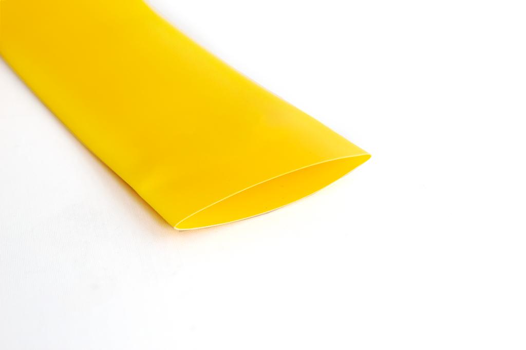 Yellow Heat Shrink Tubing