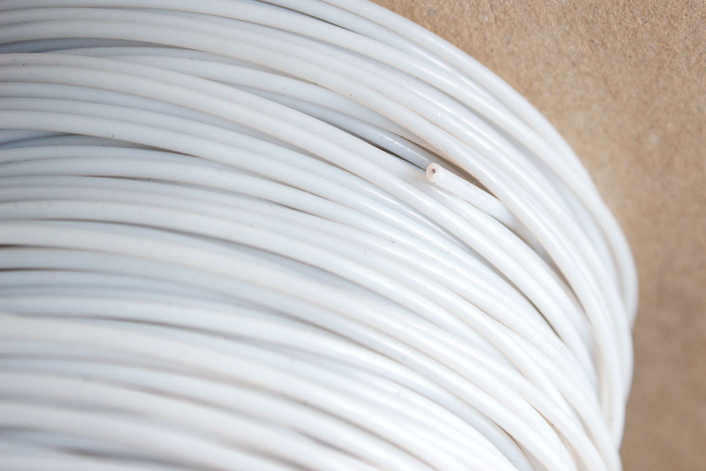 PTFE Insulated Gas Ignition Wire 7/0.2mm