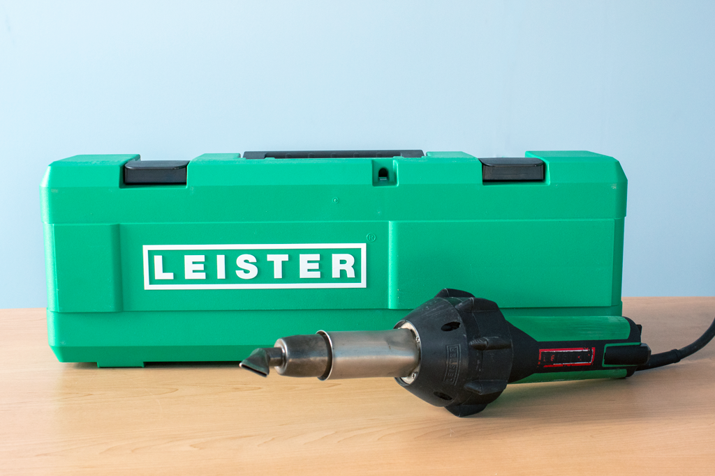 Used Leister Triac ST 110V