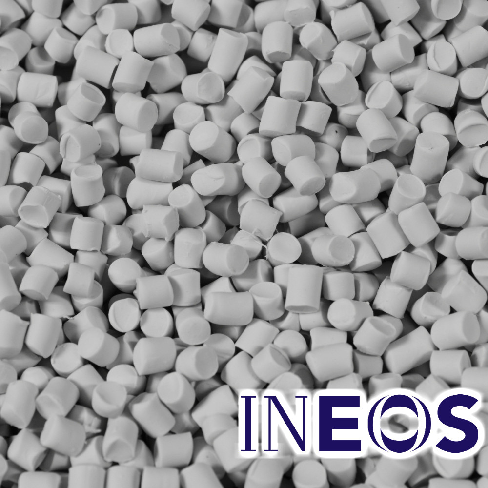 Ineos PVC Compound 20kg White Pellets