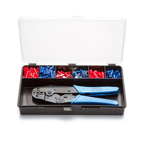Pre-Insulated Crimp Terminals - INS2 Selection Box / Kit