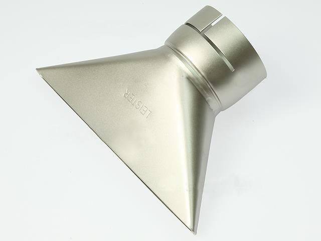 106.060 - Wide slot nozzle ø 50.5 mm, 150 x 6 mm, straight