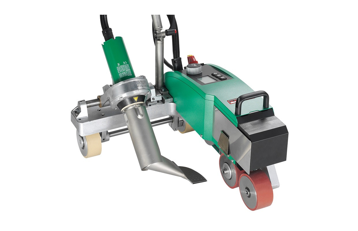 Leister Varimat V2 Roof Welding Machine, Known as the 'Dog' - 138.108