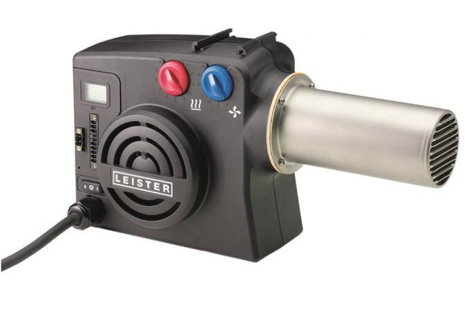 Leister Hotwind System DIGITAL 230V / 3700W 142.645