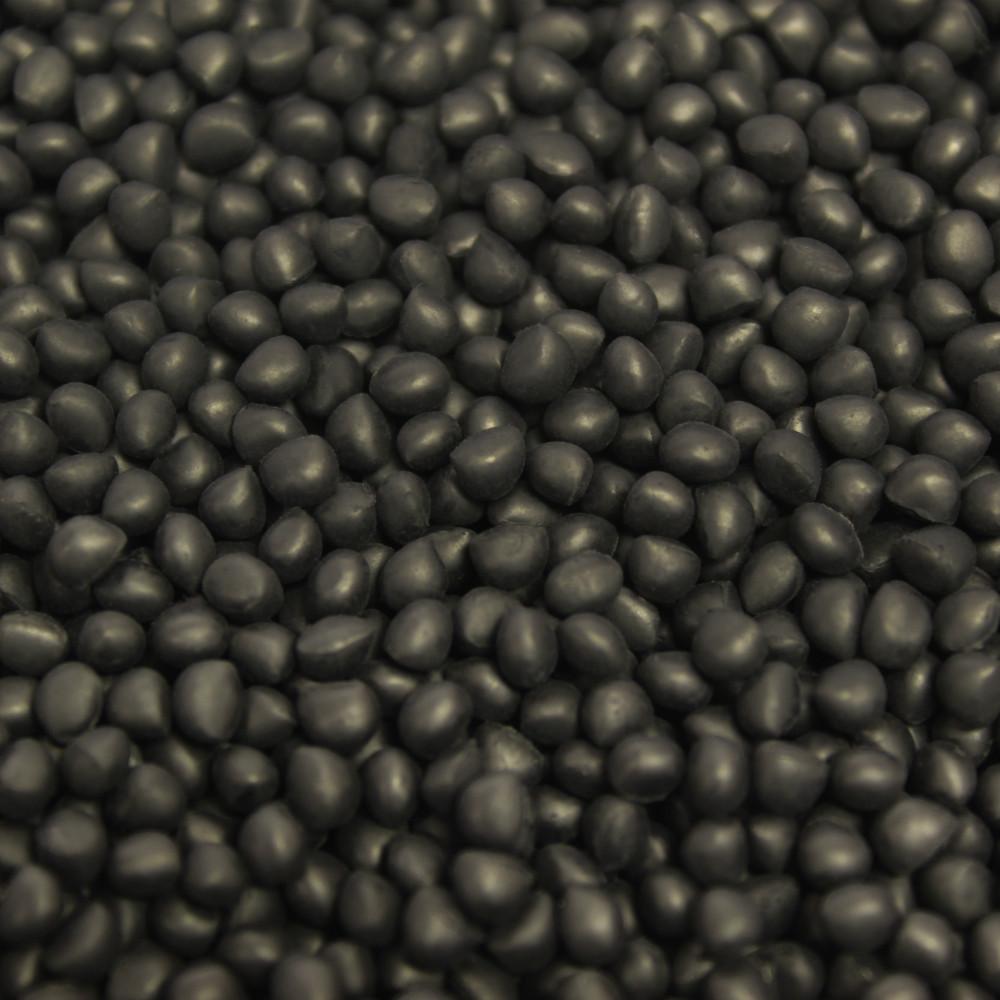 Black Master Batch PVC Compound 25kg Black Pellets