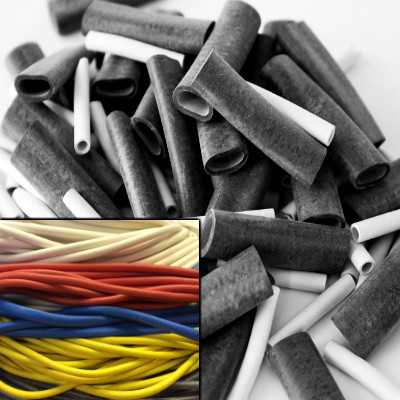 Neoprene Tubing HP20 x 20mm (2.0mm I/D x 20mm Long)