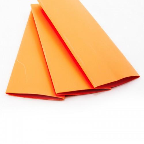 Heat Shrink Tubing HSP1 – 12.7mm I.D / 6.4mm I.D Orange