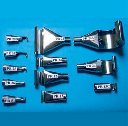 Raychem PR Series Reflector Nozzles for Raychem/Leister heat guns