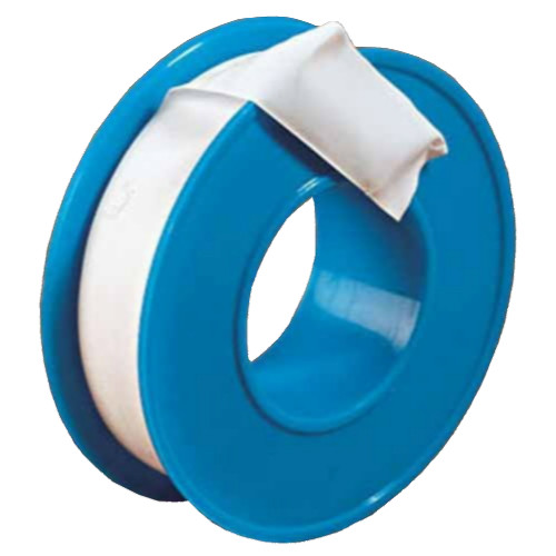 PTFE Film Tape 12mm x 12mtrs White Teflon - Plumbers Thread Sealing Tape