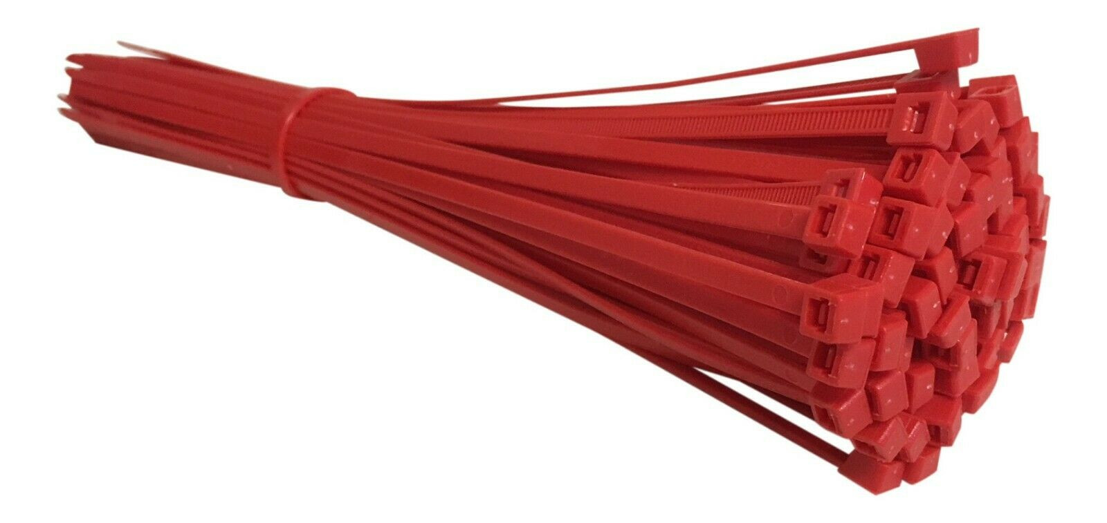 Red Nylon Cable Ties