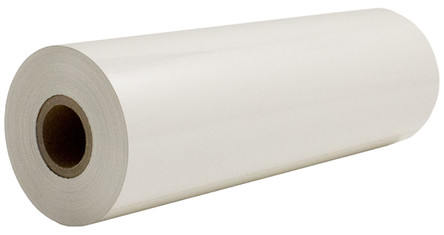 White Budget Resin Ribbon - 110mm wide x 300 mtrs long, Compatible with CAB Printers