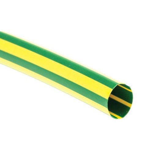Heat Shrink Tubing HSP3 - Green / Yellow