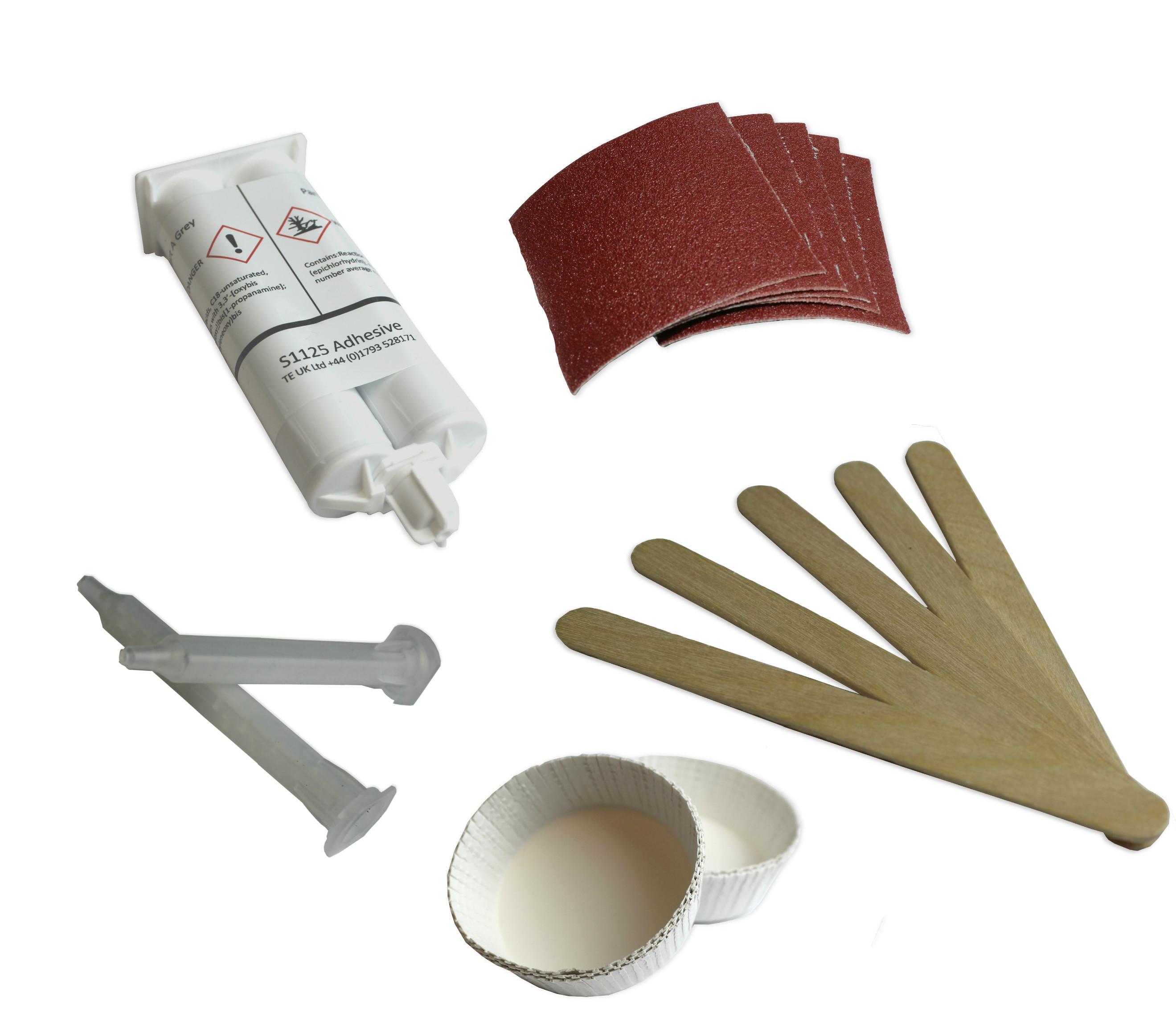 Epoxy adhesive kit