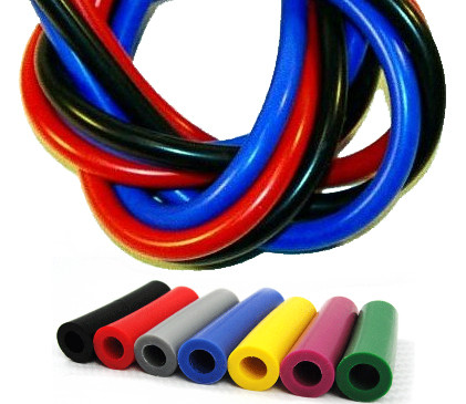 Silicone 'Vacuum Hose' Gloss Rubber Tubing SP100-1.5 (10.0mm I/D x 1.5mm Wall)
