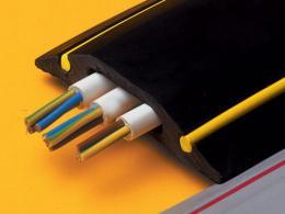 Snap Fit Hazard Control Flexible Cable Protectors