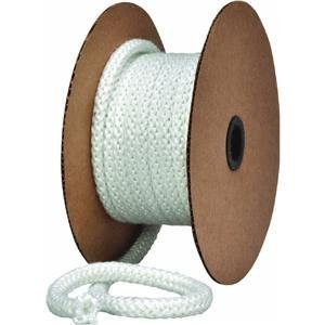 Fire Sealing Stove Rope - THERMOSEAL Thermal Glass Fire Rope S-12mm
