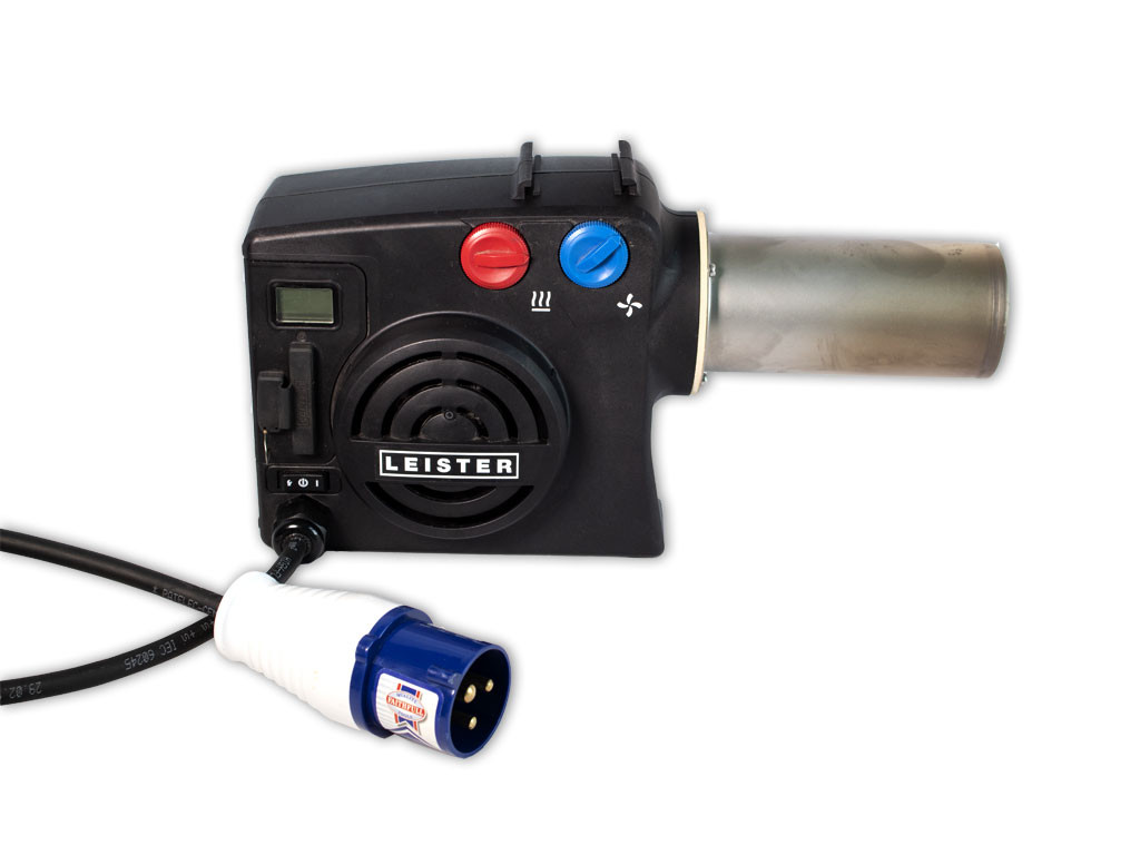 Leister Hotwind System DIGITAL Hot Air Blower 230V  - USED208 - 142.645
