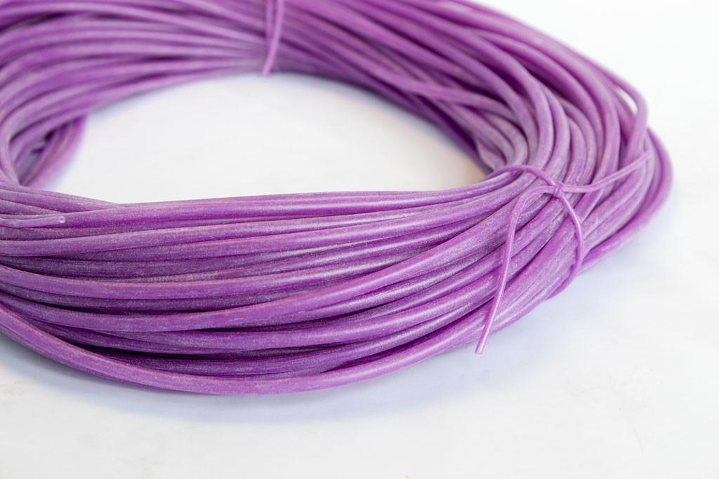 Violet/Purple Silicone Tubing