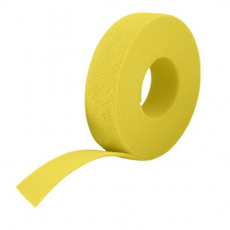 Velcro One Wrap Yellow 20mm