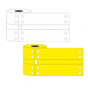 Tie-On Tip Tag Markers size 25mm x 80mm None Marking