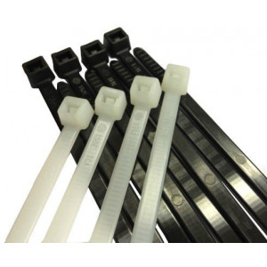 Hellermann T18R Polyamide Cable Ties 100 x 2.5mm