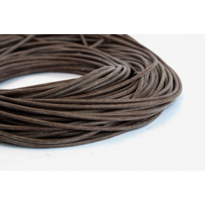 Brown Silicone Tubing
