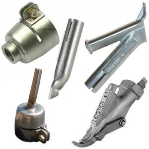 Leister Diode PID & S Nozzles / Accessories