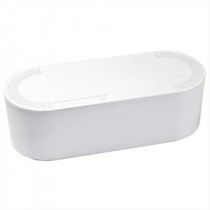 Cable Tidy Unit Small White