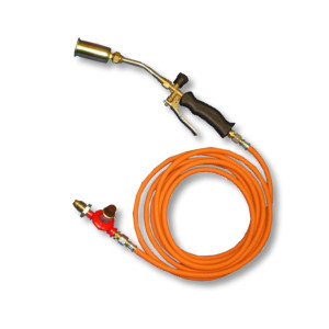 Brenner Premium 200mm, 45mm Single-headed Gas Blow Torch Kit - G927T