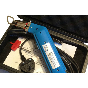 HC300 Hand Held Hot Knife / Wire Foam Cutter with Case