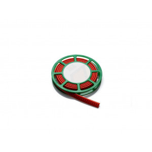 K-Type Marker Cable dia up to ø 7.0mm, 4.0 - 6.0mm² Colour Coded
