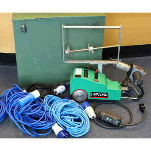 Leister Unifloor 240V Floor Welding Machine (USED196)
