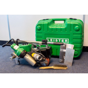Leister Pup UNIROOF ST 40mm Analogue Overlap 120V Roof Welding Machine EX DEMO