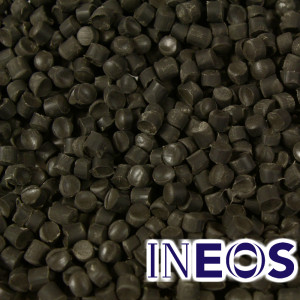 Ineos PVC Compound 20kg Black Pellets
