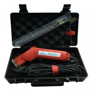 Hand Held KD-5HG Hot Knife Foam Cutter with 200mm Blade & Case 230V