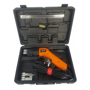 Hand Held KD-7X Premium Hot Knife Foam Cutter GROOVER Kit with Case & Accessories 230V